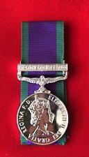General Service Medal Northern Ireland Full Size Superb Copy Die Struck GSM NI