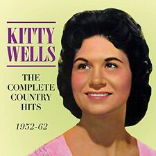 Kitty Wells - Complete Country Hits 1952-62 [New CD]