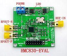 HMC830 PLL Low Noise Frequency Source Data Conversion Clock Source