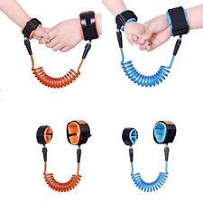 Child Kid Anti-lost Safety Leash Wrist Link Harness Strap Reins Traction RANDOM