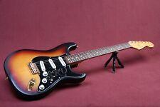 2003 Fender Stevie Ray Vaughan SRV Stratocaster - pleked - Koffer - Papiere -top