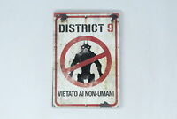 DVD DISTRICT 9 2 DISCHI SONY PICTURES 2009 NEILL BLOMKAMP [VR-055]