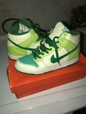 Vintage Nike Dunk High Glow In The Dark Size 10.5