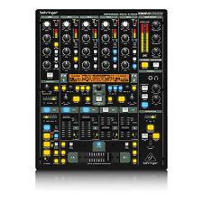 Behringer Ddm4000 5 Channel Pro DJ Mixer Ppa0195