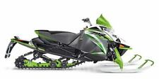 New ListingDynamic Charcoal / Medium Green Arctic Cat Zr 8000 Limited Atac Es with 2 Miles