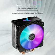 Jonsbo CR1000 Tower RGB LED CPU Cooler Fan 4 Heatpipe PWM 4Pin Cooling Heatsink