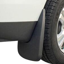 Chevy Equinox Mud Flaps 2010-2017 Guards Splash 2 Piece Rear Left Right Set