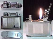 Briquet ancien de Bureau * LANCEL Automatique * Desk Lighter Feuerzeug accendino