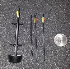 "1/6(12"" Figure) Double Play Zombie Warrior Crossbow Man - Crossbow Arrows Set"