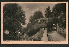 Zwischenkriegszeit (1918-39) Echtfotos mit dem Thema Burg & Schloss aus Hessen