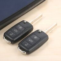 2Pcs Remote Control Key 3 Buttons 434 MHz ID48 Chip Fit For 2006-2011  Jetta