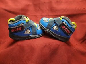 🔥 2013 Nike Air Raid Toddler Rare Color Style  644412-005 Size 4C Baby Shoe 🔥