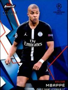 2018-19 Finest UEFA Champions League Refractor Parallel Singles (Pick Ur Cards)