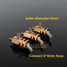 Nice 3pcs Dental Pulldown Switch Valve Toggle for Dental Chair Unit Water Bottle