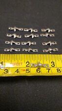 12 Vintage NOS Hook Hangers surface rig hardware for Fishing lure making