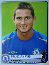 Panini 138 frank lampard chelsea fc Champions of Europe 1955 - 2005