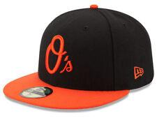 New Era Baltimore Orioles ALT 59Fifty Fitted Hat (Black/Orange) MLB Cap