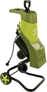 Sun Joe CJ601E 14-Amp Electric Wood Chipper/Shredder
