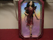 "Mattel Barbie as "" Miss Garnet"" January Birthstone Beauties collection 2007 new"