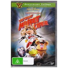 DVD GREAT MUPPET CAPER, THE DISNEY 50AnniversaryEdition +SpecialFeatures R4 [BNS