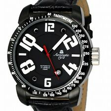 Aeromatic1912 Automatik Uhr mit 3-D Ziffernblatt A1380