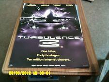 Turbulence 3 () Movie Poster A2