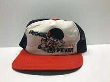 VTG 85 Chicago Bears Fridge Fever Snapback Hat Refrigerator Perry Football
