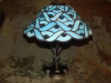Partylite SPRING WATER Lamp  w bonus tealights
