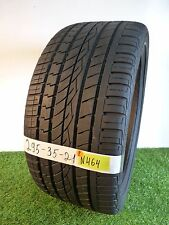 295 35 21 107Y ★ Used Tire Continental Cross contact UHP  80% 8/32nds # N464