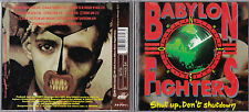 CD 12T BABYLON FIGHTERS SHUT UP, DON'T SHUTDOWN 1991 FRANCE 261726