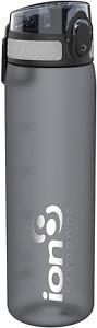 Ion8 Leak Proof Slim Water Bottle | 500ml