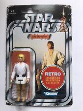 Star Wars The Retro Collection Luke Skywalker. New.