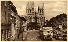 Selby. The Abbey by Fruth # SBY 1. Bus.