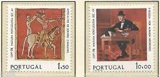 Portugal EUROPA cept 1975 MNH