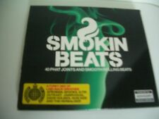 SMOKIN' BEATS - 2 CD MINISTRY OF SOUND 2002.40 TITRES.