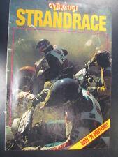 Programmaboekje Veronica Strandrace Scheveningen (NL) 7-8 oktober 1989