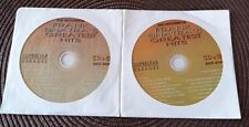 2 CDG SET GREATEST HITS OF FRANK SINATRA SUPERSTAR KARAOKE MUSIC CD+G OLDIES