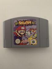 Super Smash Bros. (Nintendo 64, 2002) - European Version - Unboxed