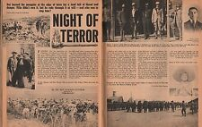Night of Terror - Pancho Villa's Raid o Columbus, NM+Ravel,Stivison,Bailey,Yoke