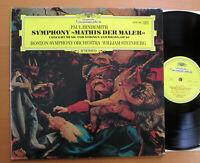 DG 2530 246 HIndemith Mathis Der Maler William Steinberg Boston EXCELLENT LP
