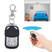 Universal 433.92MHZ Rolling Code Gate Garage Door Opener Remote Control 4 Button