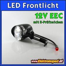 Onderdelen elektrische Scooters LED-koplamp 12V EEG-versie met E-goedkeuring
