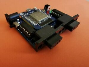 Unijoysticle 2: Bluetooth gamepads adapter for Commodore 64/128