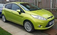 Ford Fiesta 1.6 Titanium 2011 only 42200 miles