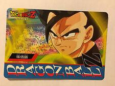 Dragon ball Z Banpresto Jumbo Roulette 13