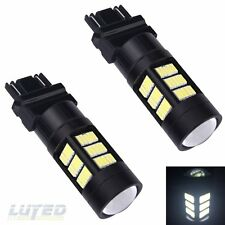 LUYED 2 X 1500 Lumens Extremely Bright 3157 3056 3156 3057 LED Bulbs,Xenon White