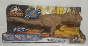 NEW Jurassic World Control 'N Conquer Carnotaurus Toro Dinosaur Action Figure