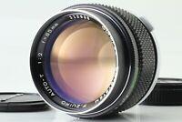 【N MINT ++】 Olympus OM SYSTEM Zuiko Auto-T 85mm f/2 Portrait Lens Japan #113
