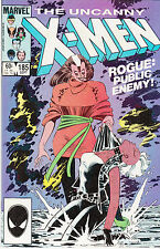 UNCANNY X-MEN 185...NM-...1984...Storm Powerless!...Chris Claremont...Bargain!