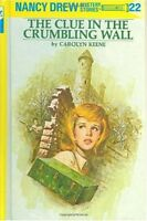 The Clue in the Crumbling Wall (Nancy Drew No. 22) by Carolyn Keene